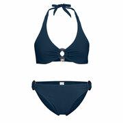 Elegantes Bikini-Set von 'Volans' in Navy