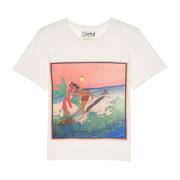 'Sunset Pink' T-Shirt für Ihn