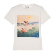 Ausdrucksstarkes 'Sunset' T-Shirt für Ihn