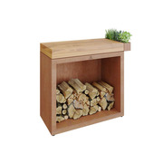 Kleine Grill-Outdoor-Küche 'Butcher Block 90'