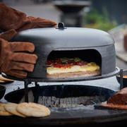 Pizzaofen für Outdoor-Küche