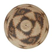 Handgefertigter Palmblatt-Korb 'Bali'