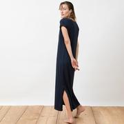 Vielseitiges Jerseykleid von 'Jungle Folk' in Night Blue