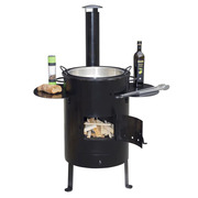 Outdoor ofen cook and grill 001