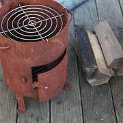 Outdoor fondue und grill 004