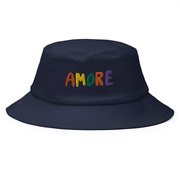 Cooler 'Amore Bucket Hat' in Navy