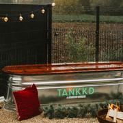 Abdeckung für die Pools von 'Tankkd'