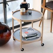 Barwagen 'Tray Table' in Buche