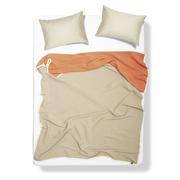 Extragrosser Bettüberwurf