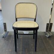 Einzelstück: Stuhl 'N.811' mit Wiener Geflecht