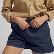 Shorts von 'Colorful Standard' in Khaki oder Blue