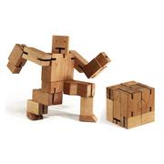 Cuberobot holz 1