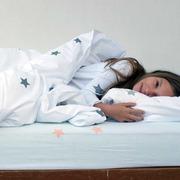 Sternen-Bettwäsche aus der Schweiz