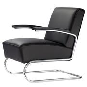 Freischwinger-Sessel von 'Thonet'