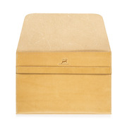 Rothirsch ipad air leather envelope natural open
