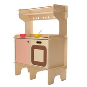Wooden playkitchen lili by momoll