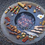 Feuerstelle und Grill 'Circle'