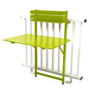 Bistro table balcon 77x57 cm verveine