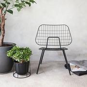 Einzelstück: Lounge Chair 'WM String'