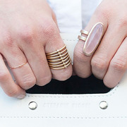 Ring 'Mirissa' in Gold