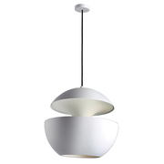 Lampe 'Here Comes the Sun' weiss