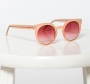 Charmante Sonnenbrille 'Lulu Pale Blush'
