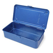 Trusco japanese supply box blue open kopie