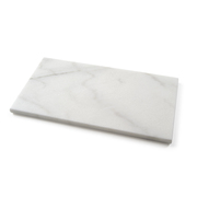 White marble board rectangle 02