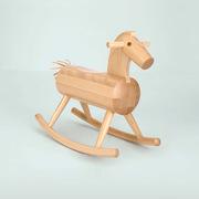 Mokuba rocking horse