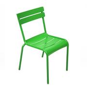 Luxembourg chaise vert prairie