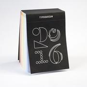 Geschenk für die Schwester: Typodarium 2016