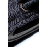 Schwarze Yogamatte mit Tasche