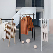 Grosse Kleiderstange 'Dress Up'