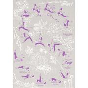 2 Yogaplakate 'Morgen und Abend'