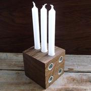 Kerzenwürfel für Minimalisten