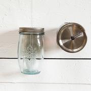 Smoothie-Trinkglas im 4er Set