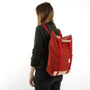 Tasche 'Konvoi' mit Lederboden