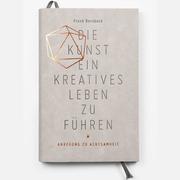 Buch 'Die Kunst, ein kreatives Leben zu führen'