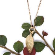 Halskette 'Little Leaf' von Yoshiki
