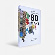 Entdeckerbuch 'Around Switzerland in 80 Maps'