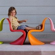 'Panton Chair' für Kids