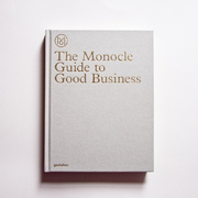 'The Monocle Guide to Good Business'