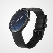 Lieblingsstück: Botta-Uhr 'Uno+' Black Edition
