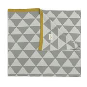 Remix ferm living blanket