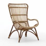 Einzelstück: Sessel 'Monet' in Antik