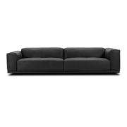 Leder-Sofa 'Soft Ice' von 'Eilersen'