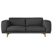 2er Sofa Rest von 'Muuto'