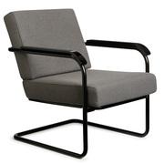 Moser fauteuil rahmen schwarz 6965 cmyk
