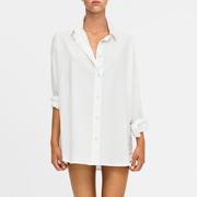 Aiayu ss14 shirt white