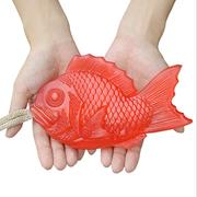 Seifen-Fisch mit Granatapfel-Duft